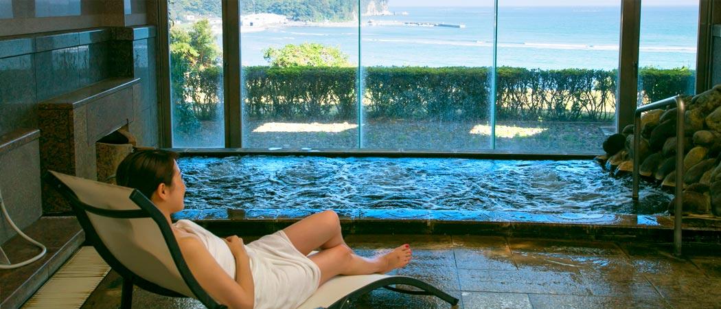 貸切風呂「暘谷・深江」